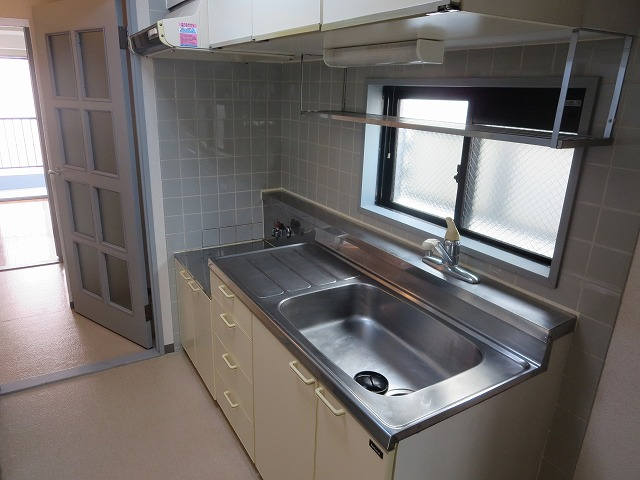 グランドヒル キクヤ 306号室のキッチン