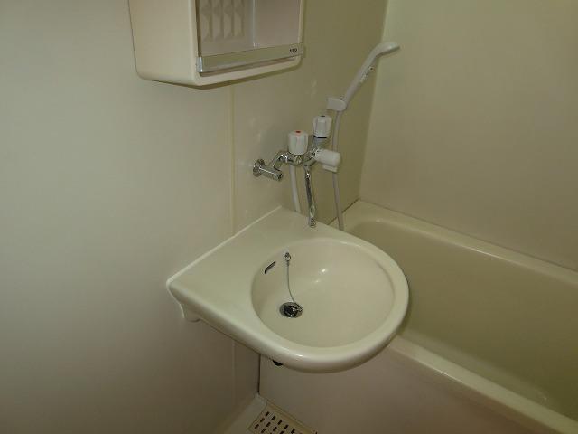 グランドヒル キクヤ 306号室の洗面所