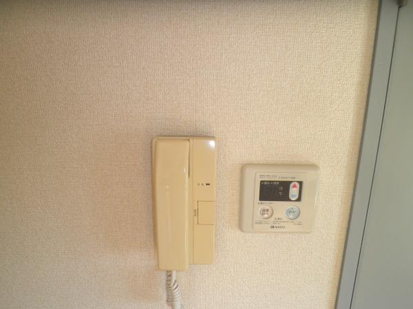 グランドヒル キクヤ 501号室のセキュリティ