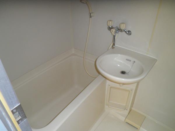 グランドヒル キクヤ 501号室の風呂