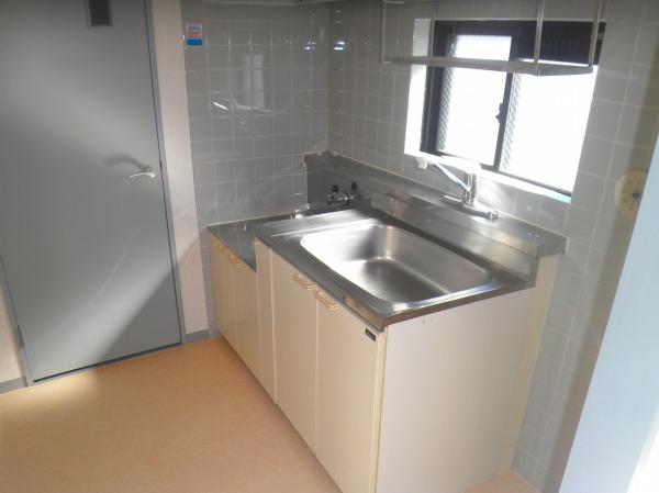グランドヒル キクヤ 501号室のキッチン
