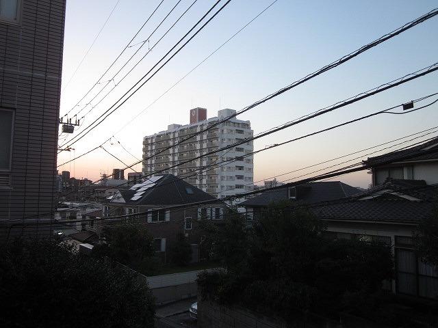 鉄飛坂マンション 201号室の景色