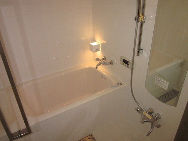 鉄飛坂マンション 201号室の風呂