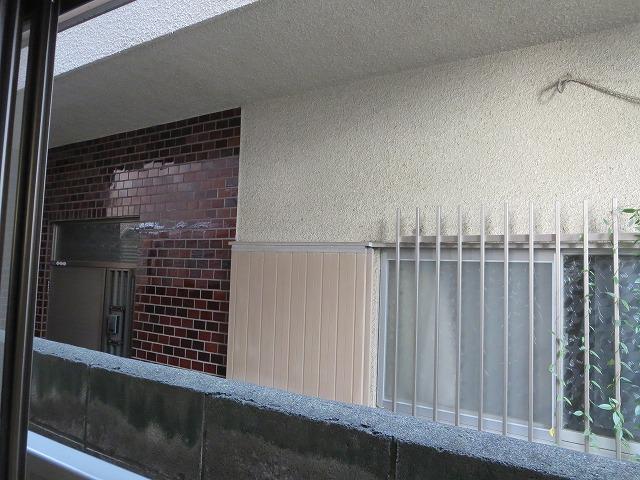 タウンハウス大岡山 101号室の景色