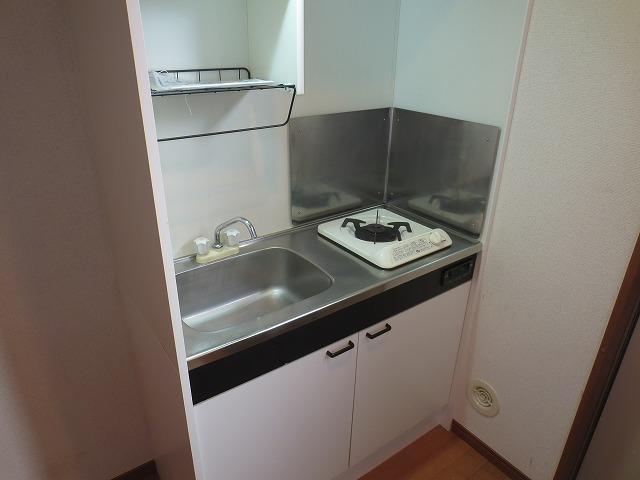 タウンハウス大岡山 101号室のキッチン