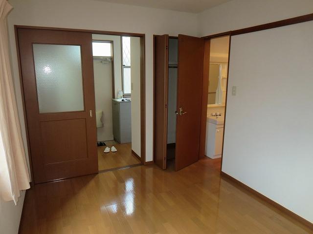タウンハウス大岡山 101号室のリビング