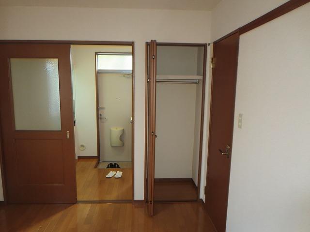 タウンハウス大岡山 101号室の収納