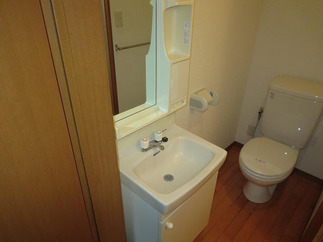 タウンハウス大岡山 101号室の洗面所