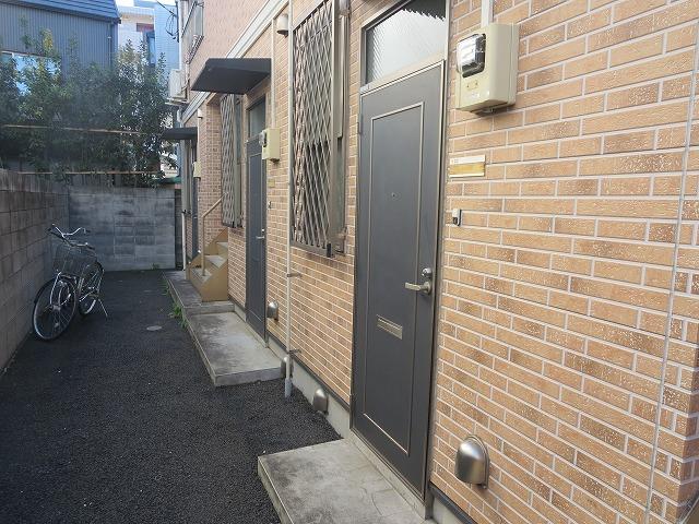 タウンハウス大岡山 102号室のその他共有