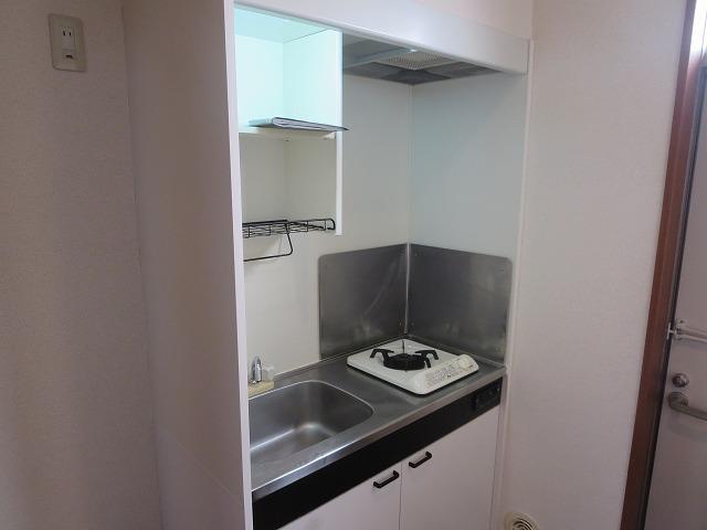 タウンハウス大岡山 102号室のキッチン