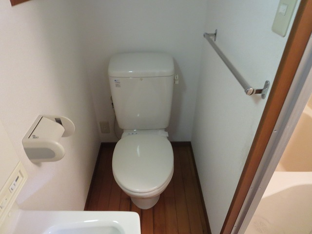 タウンハウス大岡山 102号室のトイレ