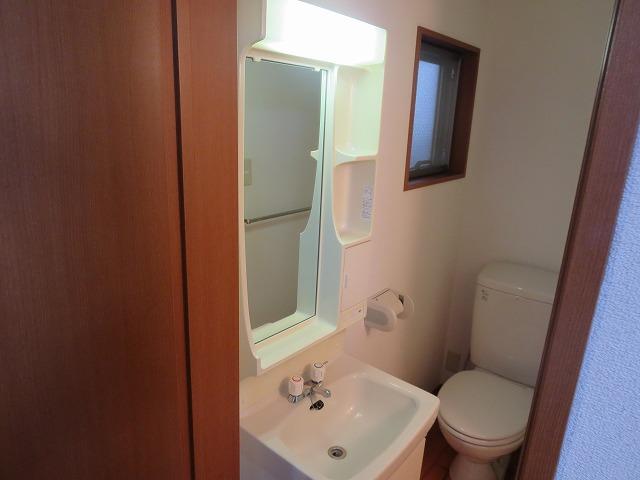 タウンハウス大岡山 102号室の洗面所