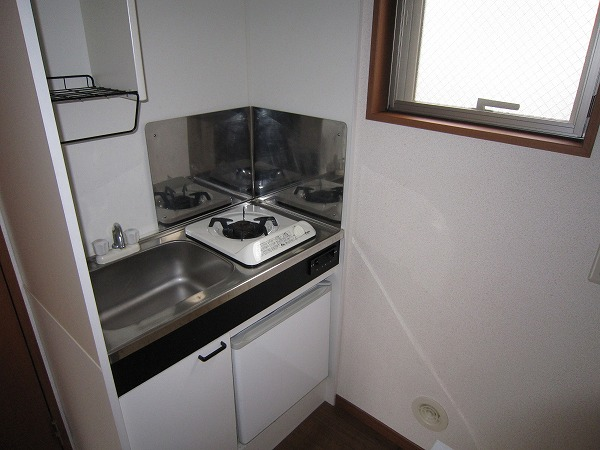 タウンハウス大岡山 205号室のキッチン