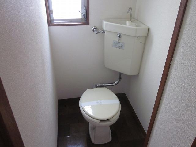 ミニメゾン 103号室のトイレ