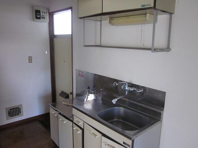 ミニメゾン 103号室のキッチン