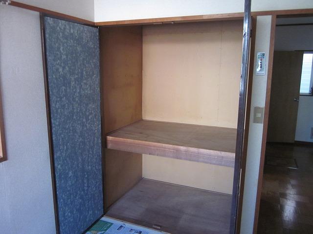 ミニメゾン 103号室の収納