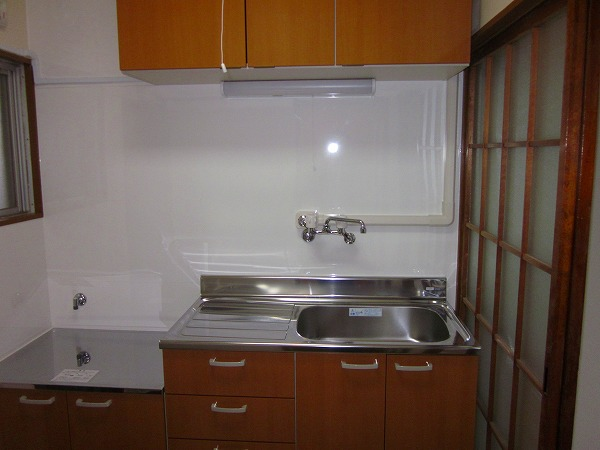小野ハイツ 302号室のキッチン