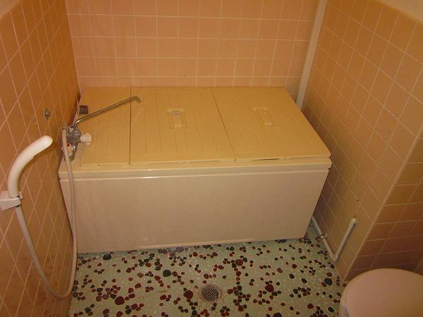 小野ハイツ 302号室の風呂