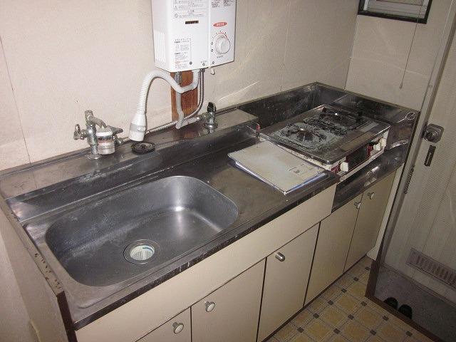 リマ洗足 102号室のキッチン