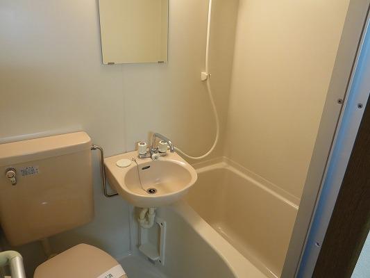パレスサイド 302号室の風呂