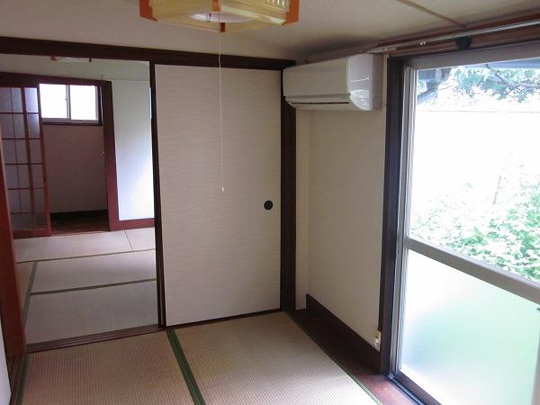 吉田コーポ 101号室の景色