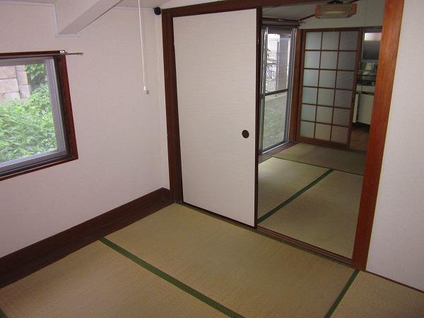 吉田コーポ 101号室のベッドルーム