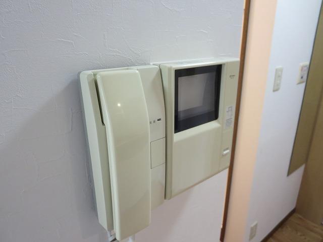 エクセルコート大岡山 205号室のセキュリティ