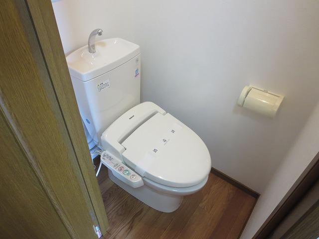 エクセルコート大岡山 205号室のトイレ