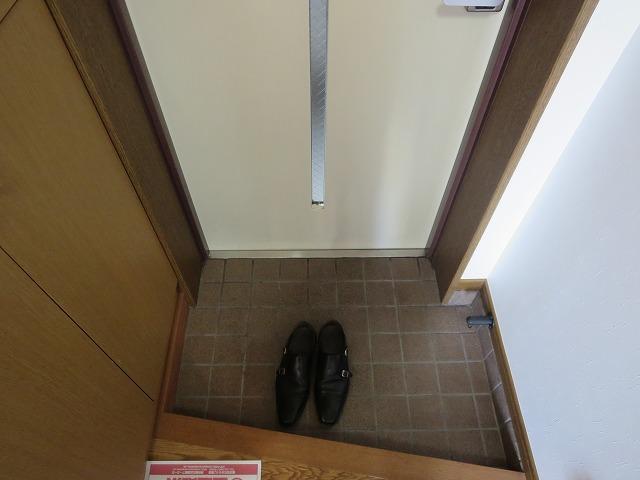 エクセルコート大岡山 205号室の玄関