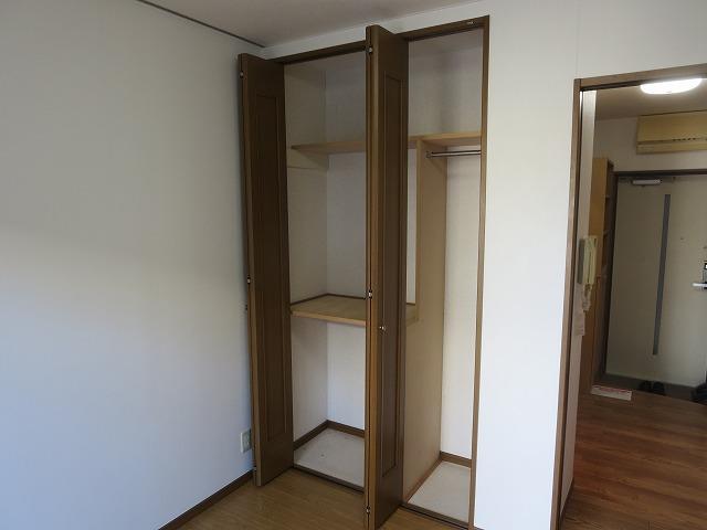エクセルコート大岡山 205号室の収納