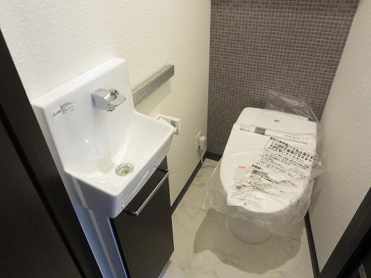 フォルトゥーナ洗足 203号室のトイレ