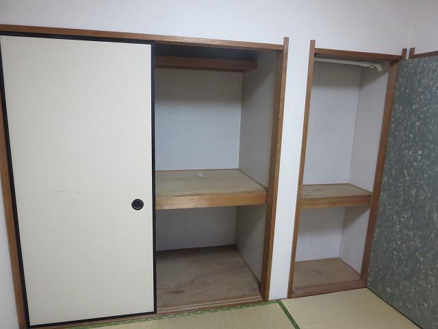サニーヒルヒバリⅠ 202号室の収納
