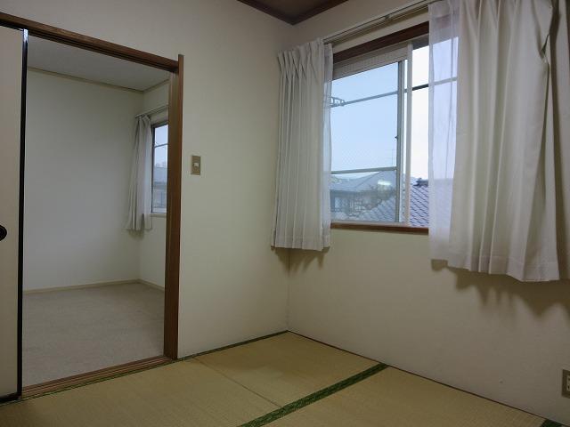 サニーヒルヒバリⅠ 202号室のリビング