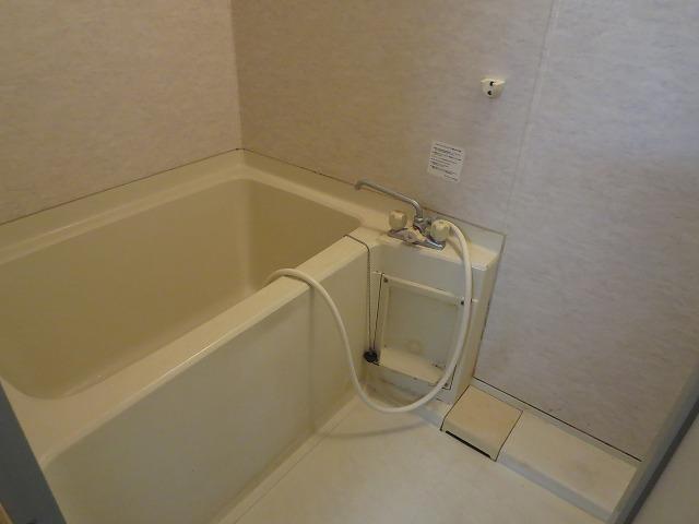 サニーヒルヒバリⅠ 202号室の風呂