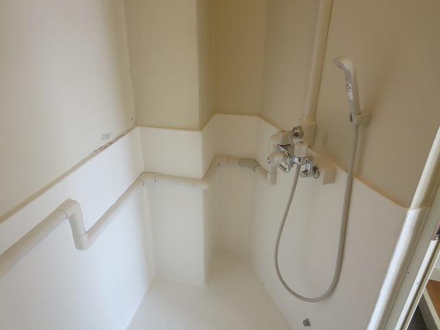 文栄マンション 402号室の風呂