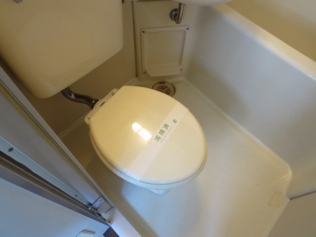 リベラルⅡ 305号室のトイレ