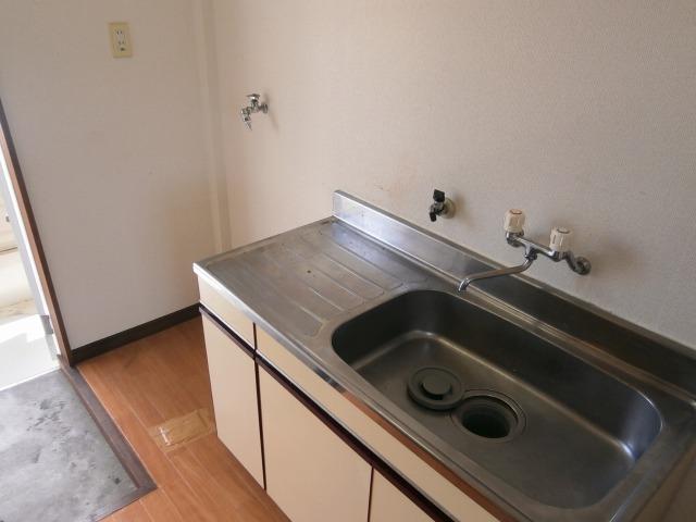 コーポレーションフジ 203号室のキッチン