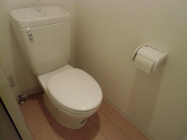ルミエール 105号室のトイレ