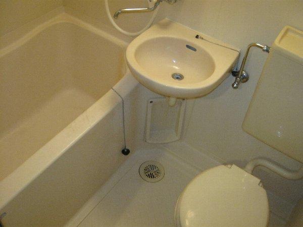CASA GRAZIA 106号室のトイレ