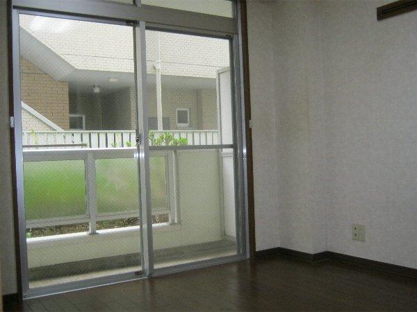 CASA GRAZIA 106号室のベッドルーム