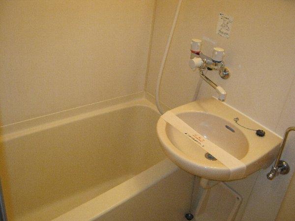 トラストビラ住吉 414号室の風呂