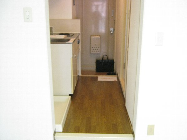 トラストビラ住吉 414号室の玄関