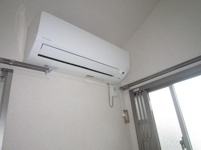 三松ハウス 205号室の設備