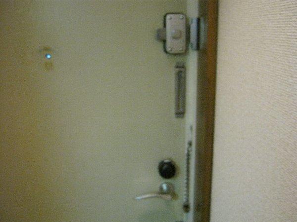 三松ハウス 205号室のセキュリティ