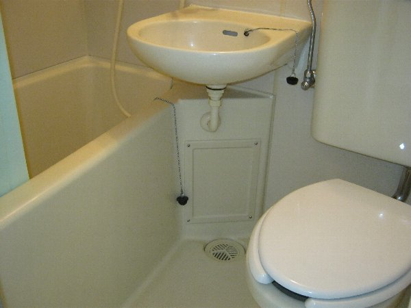カーサアキム 201号室の風呂