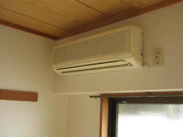 グランドーネ中山 305号室の設備