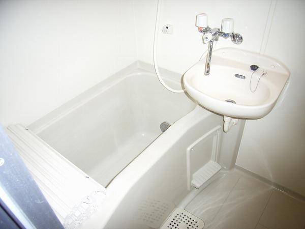 グランドーネ中山 305号室の風呂