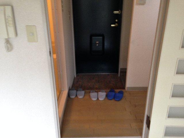 コートドオルウチダ 202号室の玄関