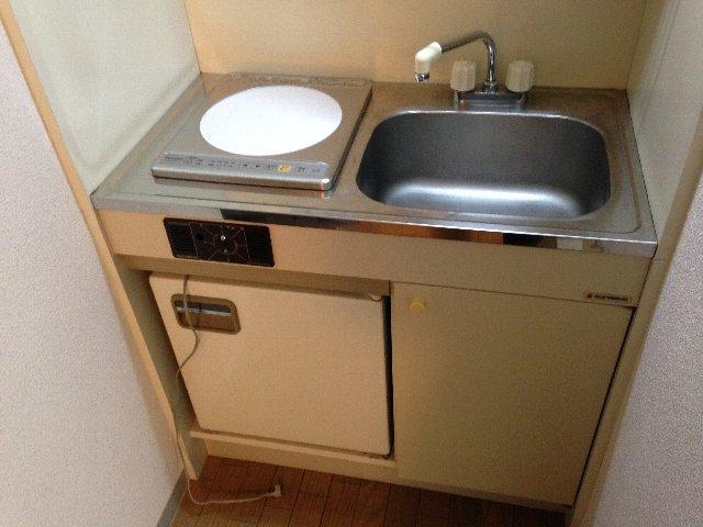 コートドオルウチダ 202号室のキッチン