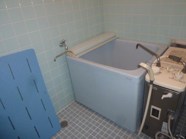矢上ハイツ 101号室の風呂